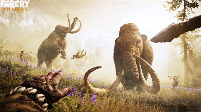 Far Cry Primal 2016 Game Desktop Wallpaper 04 Views:1504