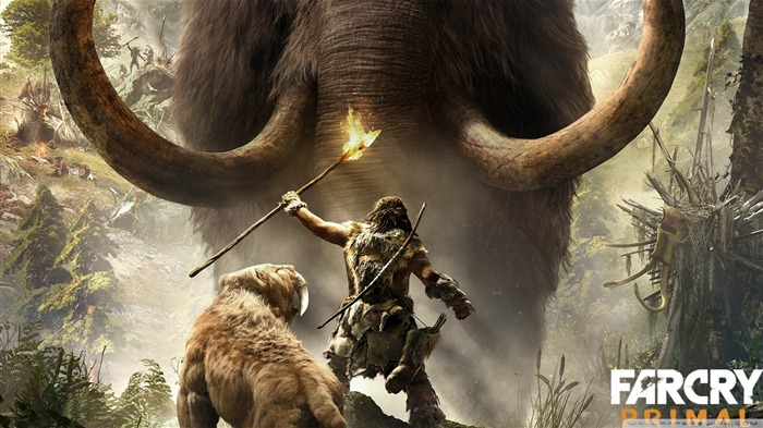 Far Cry Primal 2016 Game Desktop Wallpaper 05 Views:1646