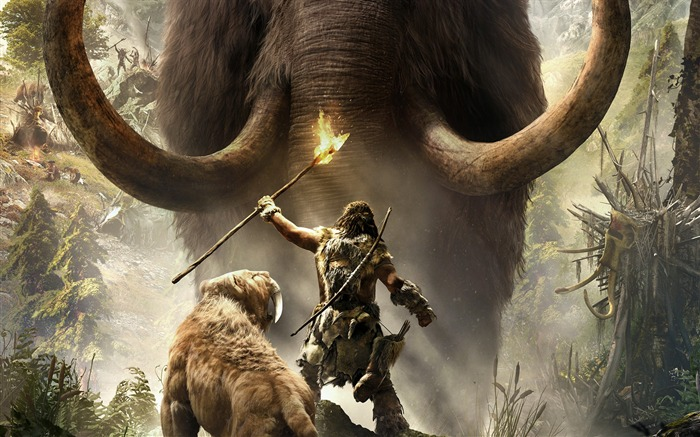 Far Cry Primal 2016 Game Desktop Wallpaper 06 Views:1428