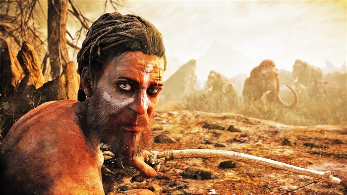Far Cry Primal 2016 Game Desktop Wallpaper 12 Views:1681