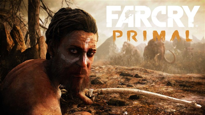 Far Cry Primal 2016 Game Desktop Wallpaper Views:8636
