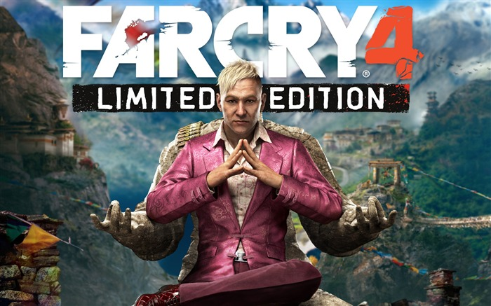 Far cry 4 limited edition-Game HD Wallpaper Views:1848