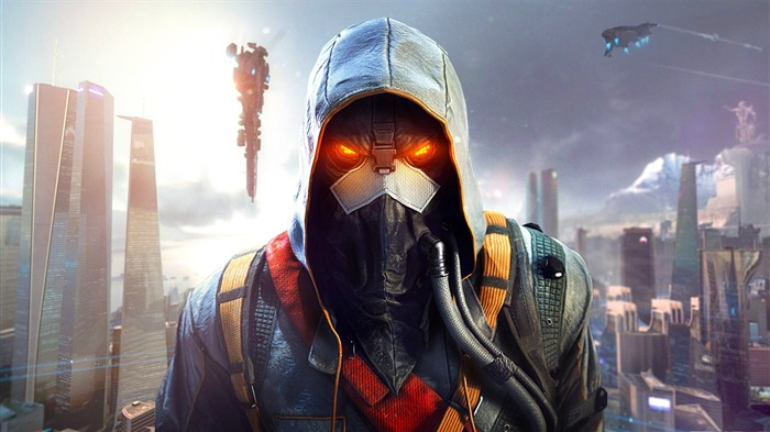Killzone Shadow Fall-Game HD Wallpaper Views:1633