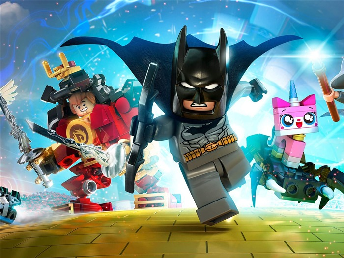 Lego Dimensions 2015-Game HD Wallpaper Views:2116