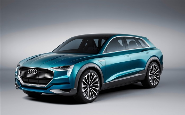 2015 Audi E-tron Quattro Concept Wallpaper Views:6746