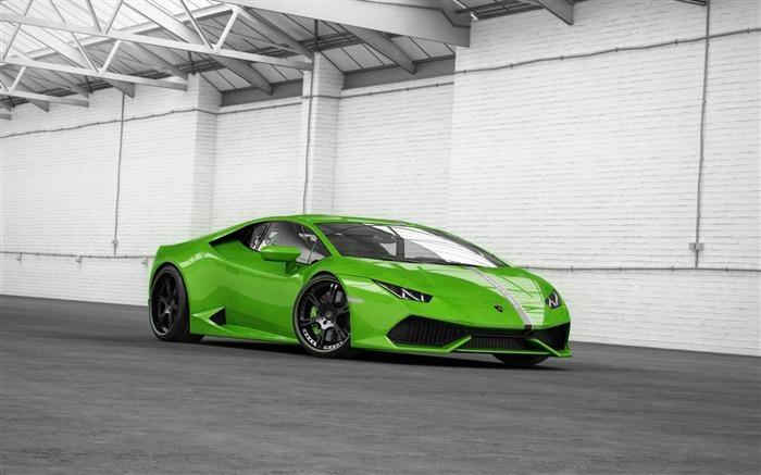 2015 Lamborghini Huracan Auto HD Wallpaper Views:7416