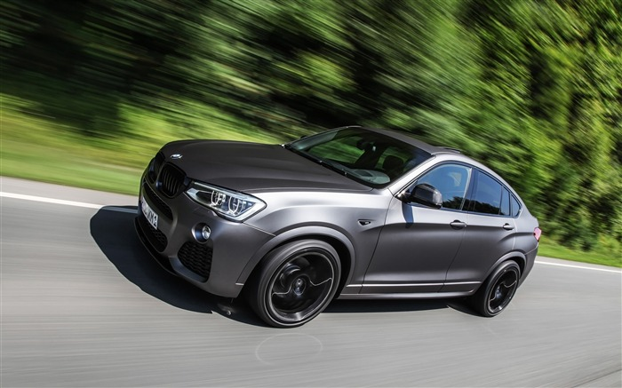 2015 Lightweight Performance BMW X4 HD Wallpaper Views:3322