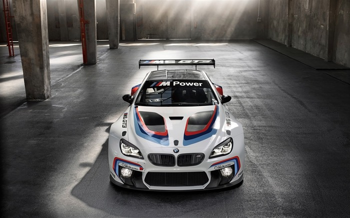 2016 BMW M6 GT3 Auto HD Wallpaper Views:5983