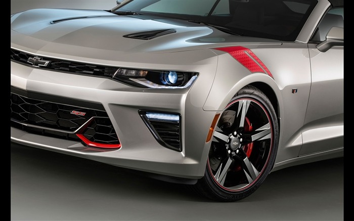 2016 Chevrolet Camaro SS Accent Wallpaper 04 Views:2109