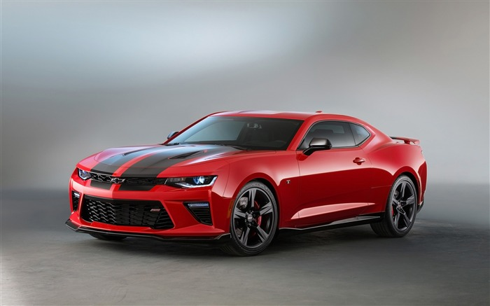 2016 Chevrolet Camaro SS Accent Wallpaper 05 Views:2887