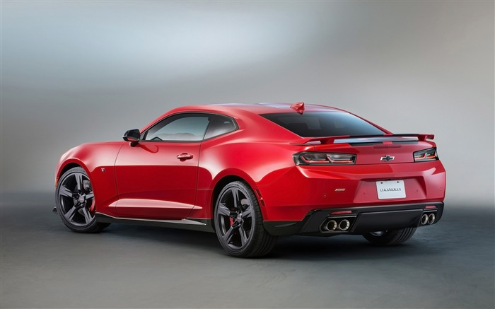 2016 Chevrolet Camaro SS Accent Wallpaper 06 Views:2069