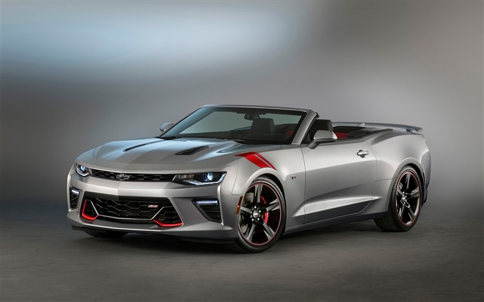 2016 Chevrolet Camaro SS Accent Concepts Wallpaper Views:3024