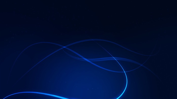 Abstract Blue Line-Theme HD Wallpaper Views:1817