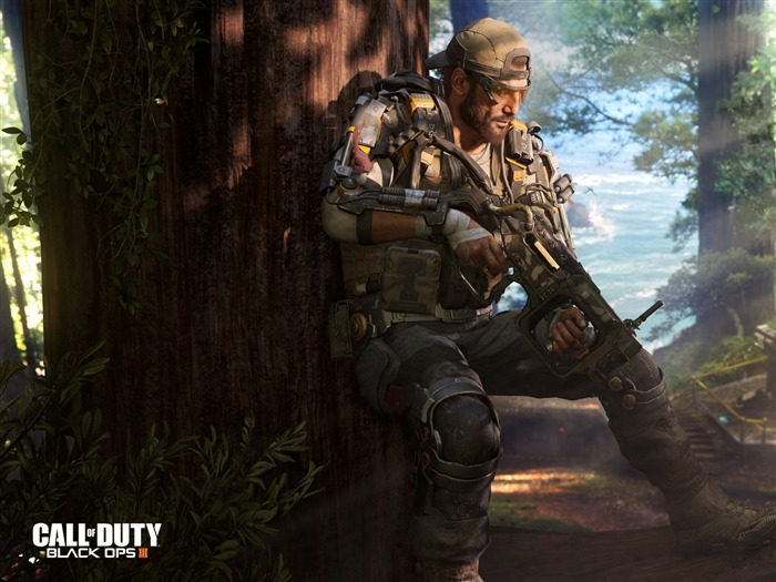 Call of Duty Black Ops 3 Game Wallpaper 08 Views:2028