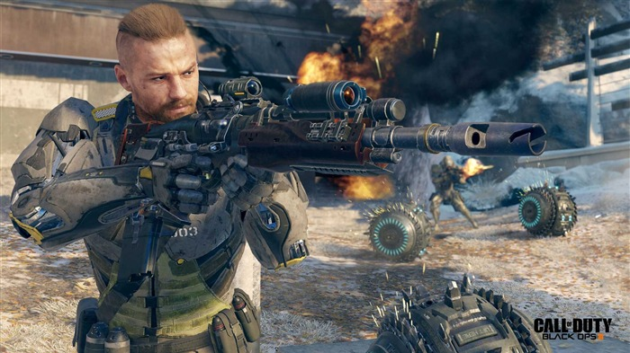 Call of Duty Black Ops 3 Game Wallpaper 19 Views:1398