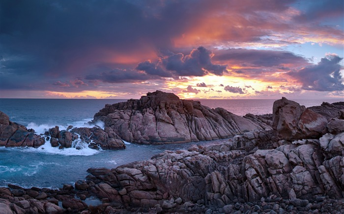 Canal Rocks Yallingup-November 2015 Bing Wallpaper Views:2481 Date:11/30/2015 9:56:56 AM