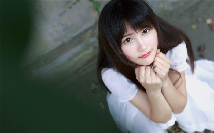 Chinese pure aesthetic beauty photo wallpaper 17 Views:1123