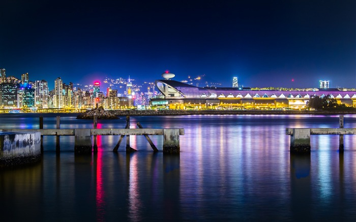 Cruise terminal victoria harbour-Cities HD Wallpaper Views:2222