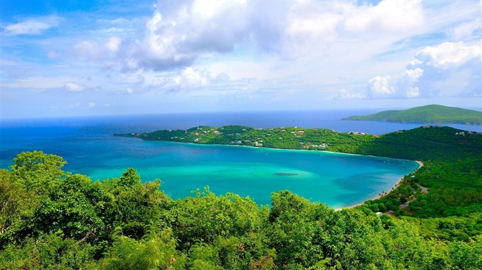 Magens bay virgin islands-Travel HD Wallpaper Views:2191