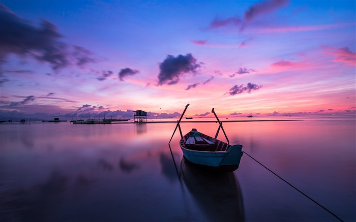 Phu quoc island sunrise-Nature Photo HD Wallpaper Views:3558