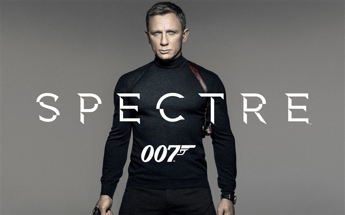 Spectre 2015 James Bond 007 Movies Wallpaper Views:15627