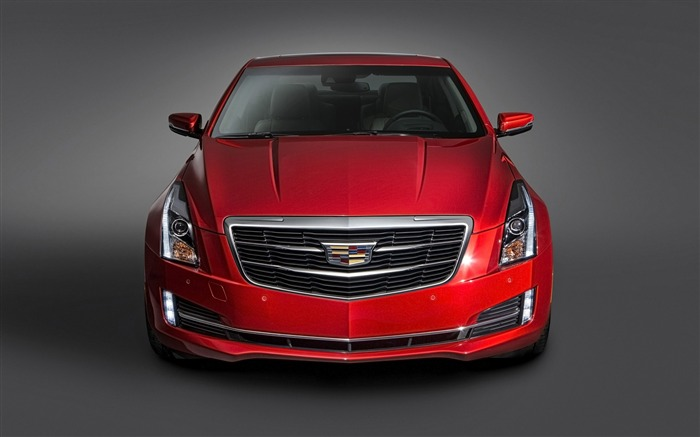 2015 Cadillac ATS Coupe HD Desktop Wallpaper 01 Views:3096 Date:12/7/2015 8:55:18 AM