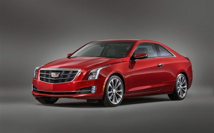 2015 Cadillac ATS Coupe HD Desktop Wallpaper Views:4019