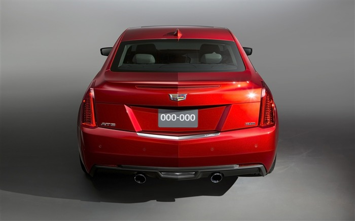 2015 Cadillac ATS Coupe HD Wallpaper 05 Views:2791 Date:12/7/2015 8:59:25 AM