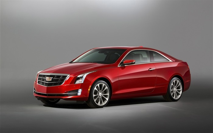 2015 Cadillac ATS Coupe HD Wallpaper 06 Views:2657 Date:12/7/2015 8:59:59 AM