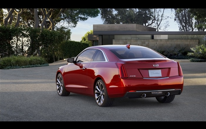 2015 Cadillac ATS Coupe HD Wallpaper 08 Views:2516 Date:12/7/2015 9:01:08 AM