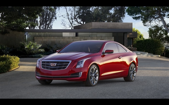 2015 Cadillac ATS Coupe HD Wallpaper 10 Views:2914 Date:12/7/2015 9:02:13 AM