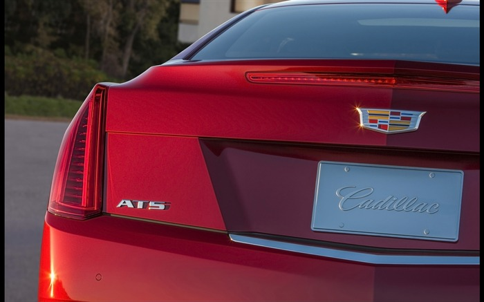 2015 Cadillac ATS Coupe HD Wallpaper 13 Views:2767 Date:12/7/2015 9:03:54 AM