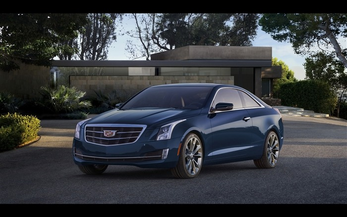 2015 Cadillac ATS Coupe HD Wallpaper 14 Views:2809 Date:12/7/2015 9:04:33 AM