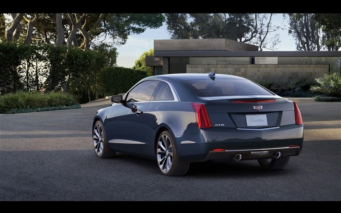 2015 Cadillac ATS Coupe HD Wallpaper 16 Views:2365 Date:12/7/2015 9:05:17 AM