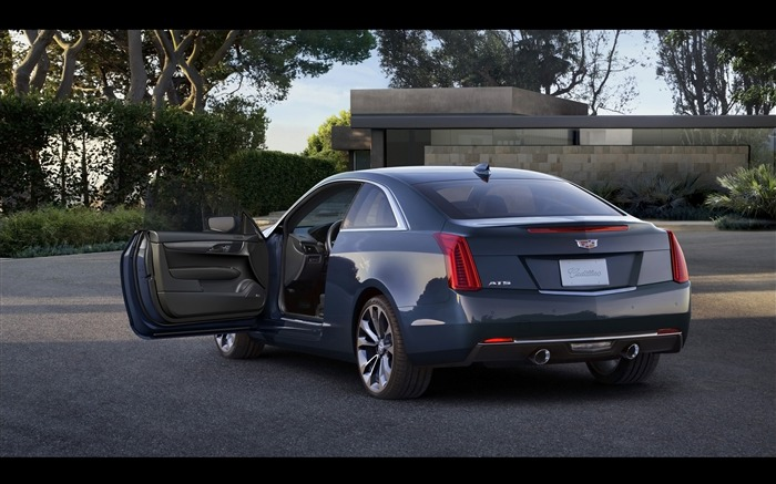 2015 Cadillac ATS Coupe HD Wallpaper 18 Views:2265 Date:12/7/2015 9:06:05 AM