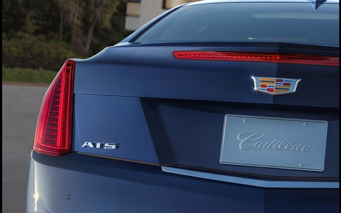 2015 Cadillac ATS Coupe HD Wallpaper 20 Views:2195 Date:12/7/2015 9:07:16 AM