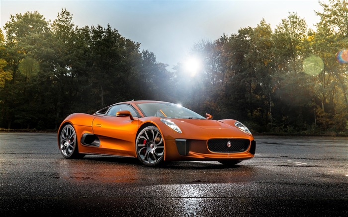 2015 Jaguar C-X75 Luxury Auto HD Wallpaper 02 Views:2344