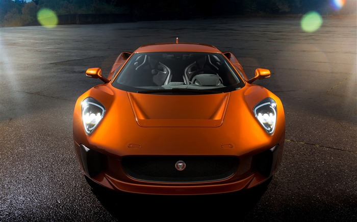 2015 Jaguar C-X75 Luxury Auto HD Wallpaper 03 Views:2029