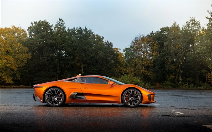 2015 Jaguar C-X75 Luxury Auto HD Wallpaper 04 Views:1984
