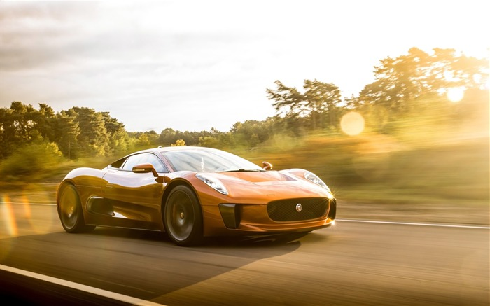 2015 Jaguar C-X75 Luxury Auto HD Wallpaper 09 Views:2381