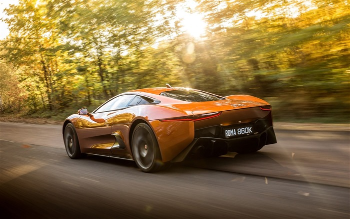 2015 Jaguar C-X75 Luxury Auto HD Wallpaper 11 Views:2127