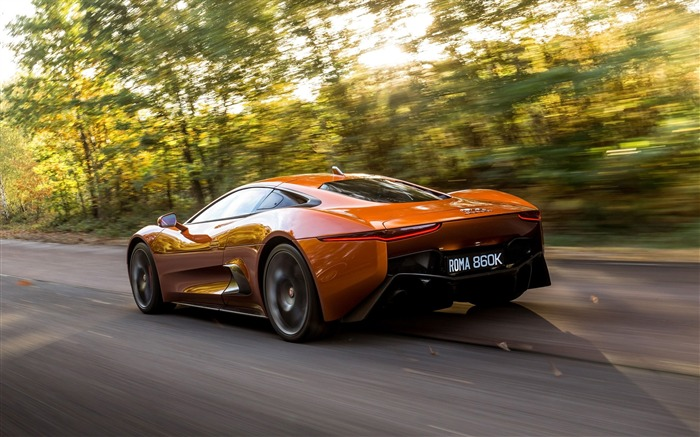2015 Jaguar C-X75 Luxury Auto HD Wallpaper 12 Views:2382