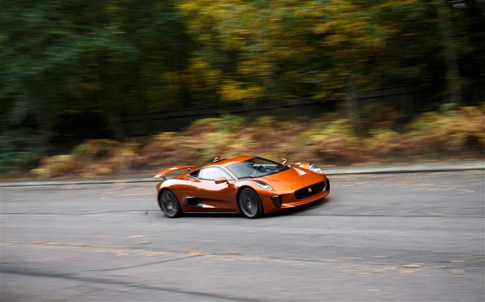 2015 Jaguar C-X75 Luxury Auto HD Wallpaper 14 Views:2294