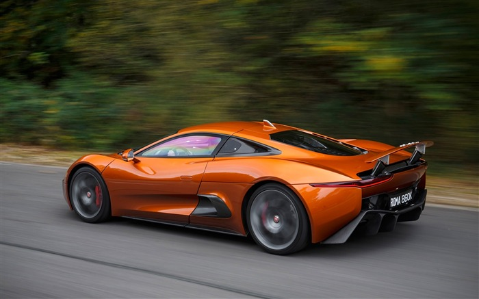2015 Jaguar C-X75 Luxury Auto HD Wallpaper 17 Views:1303