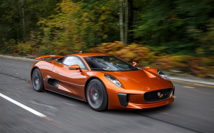 2015 Jaguar C-X75 Luxury Auto HD Wallpaper 18 Views:1160