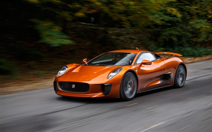 2015 Jaguar C-X75 Luxury Auto HD Wallpaper 19 Views:1217