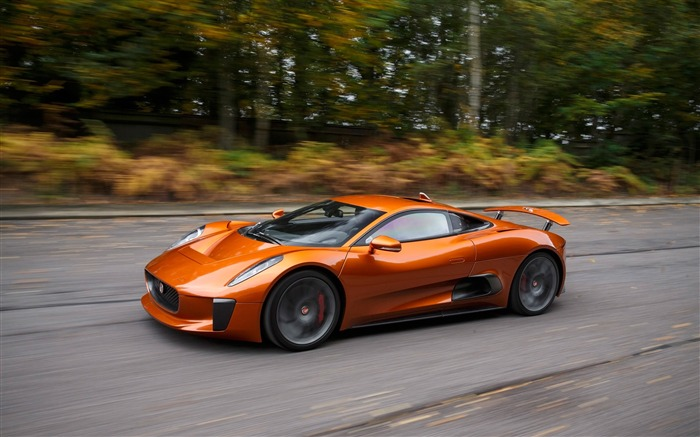 2015 Jaguar C-X75 Luxury Auto HD Wallpaper 20 Views:1029