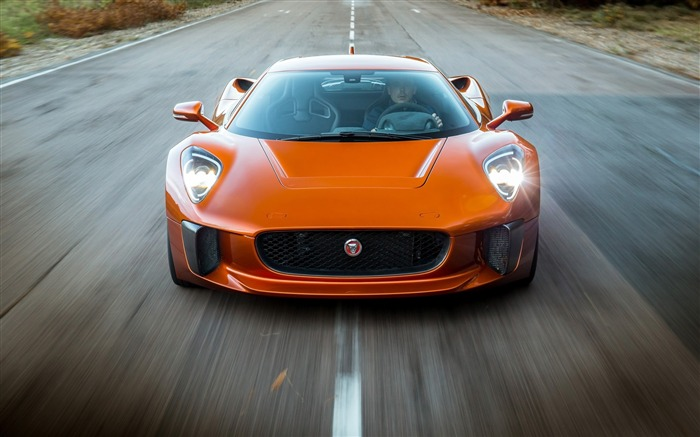 2015 Jaguar C-X75 Luxury Auto HD Wallpaper 21 Views:1155