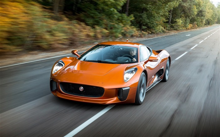 2015 Jaguar C-X75 Luxury Auto HD Wallpaper 22 Views:1358