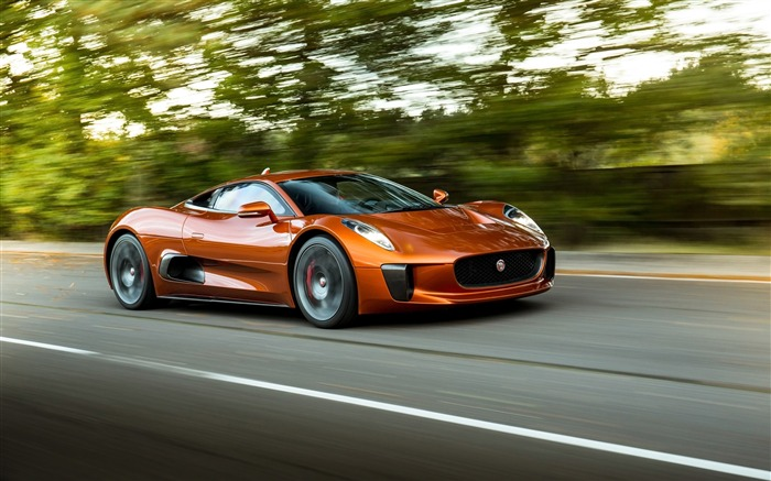 2015 Jaguar C-X75 Luxury Auto HD Wallpaper 23 Views:1352